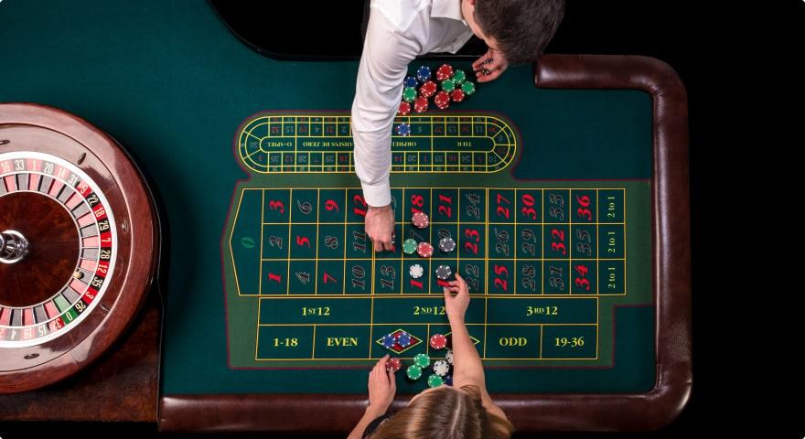 Live Roulette Casino mit dem aktiven Händler