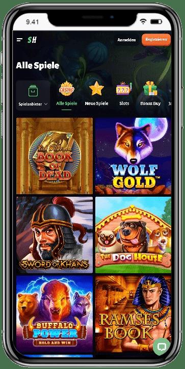 Slot Hunter App